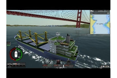 Ship Simulator Extremes - Game Play: Winner Cargo Ship ...