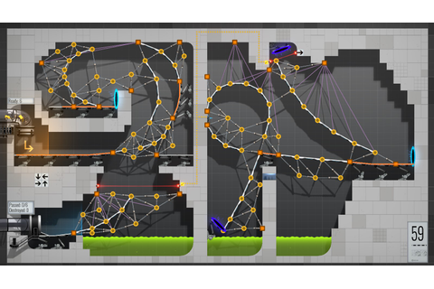 Xbox One Review: Bridge Constructor Portal | Video Games ...