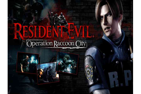 Resident Evil Operation Raccoon City Game Download Free ...