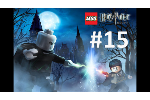 Gameplay de Lego game Harry Potter Years 5-7 - Quarteto ...