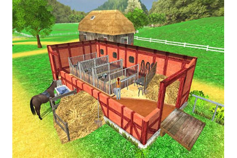 MY RIDING STABLES PC CD-ROM HORSE & FOAL GAME brand new ...