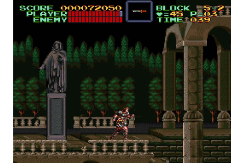 Indie Retro News: Super Castlevania IV Other Castle - A ...