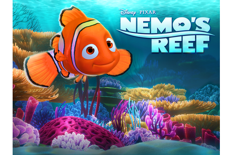 Finding Nemo comes to life on iOS, Android in Nemo's Reef ...