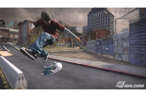 Tony Hawk's Proving Ground - Games - IndianVideoGamer.com