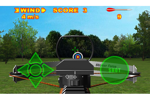 Crossbow Shooting deluxe Apk Android Game Free Download