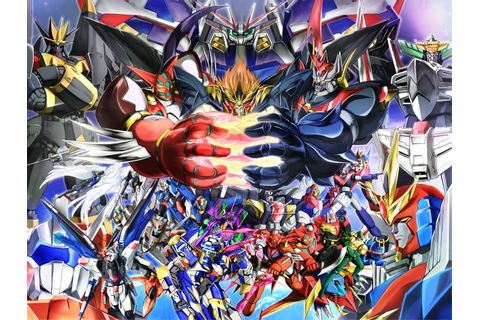 A Super Robot Wars Primer - English Release Next Week, Oh ...