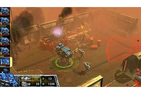 Warhammer 40,000 Squad Command downloadable demo