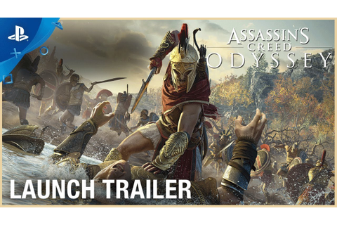 Assassin's Creed® Odyssey Game | PS4 - PlayStation