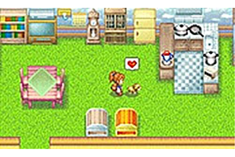 Harvest Moon DS Cute Review for the Nintendo DS (NDS)