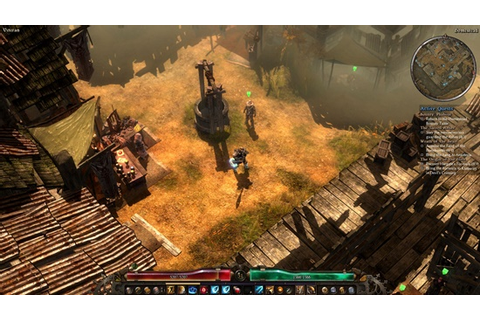 Grim Dawn Game - Hellopcgames