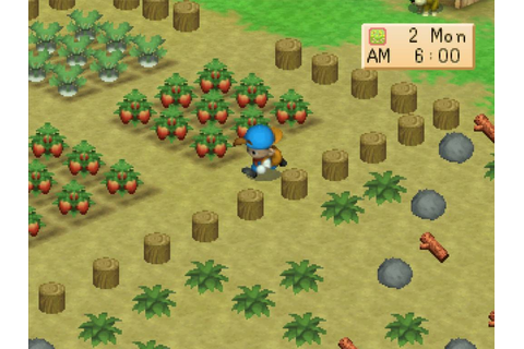 Harvest Moon: Back to Nature For Pc Fullversion - Download ...