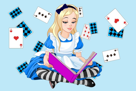 12 Creative Alice in Wonderland Party Games | Party ...