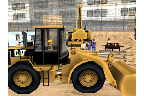 Caterpillar Construction Tycoon PC Galleries | GameWatcher