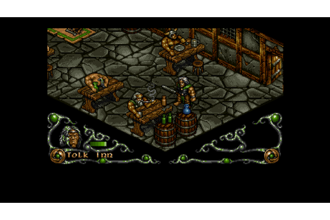 Old School Games: Darkemere: Orcs, Magic swords and Power ...