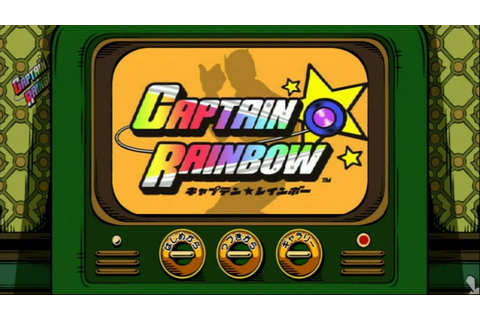Captain Rainbow (Wii) Screenshots