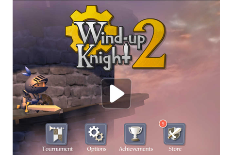 App Shopper: Wind-up Knight 2 (Games)