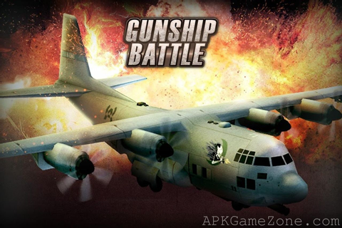 GUNSHIP BATTLE: Helicopter 3D : Money Mod : Download APK ...