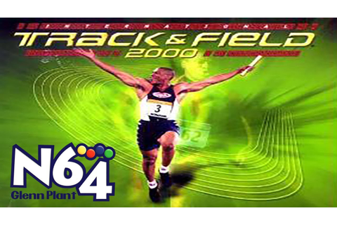 International Track And Field 2000 - Nintendo 64 Review ...