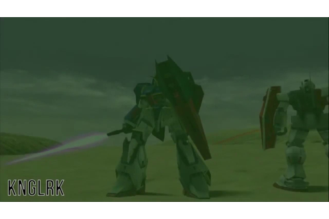 Mobile Suit Gundam Vs. Z Gundam on Dolphin Emulator SVN ...