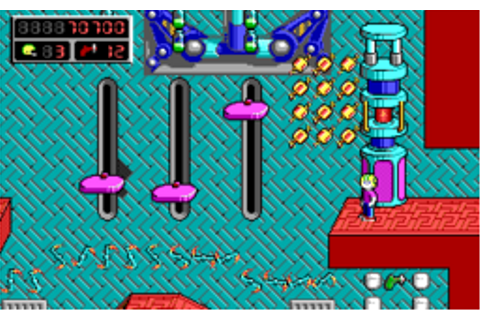 Commander Keen V: The Armageddon Machine (DOS) - Video ...