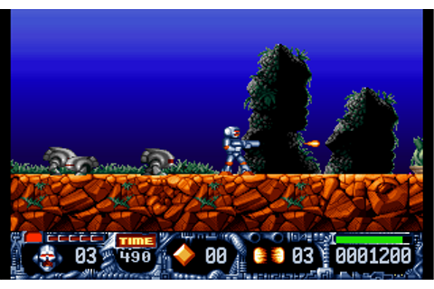 Download Turrican II - The Final Fight | Abandonia