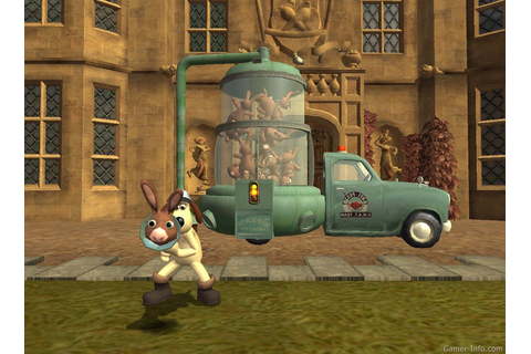 Wallace & Gromit: Curse of the Were-Rabbit (2005 video game)
