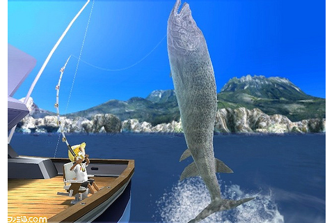 Xiphactinus - Wii Fishing Resort Wiki