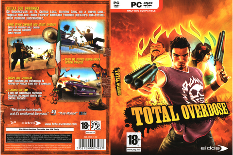 Total Overdose (Highly Compress) Full Pc game Free ...