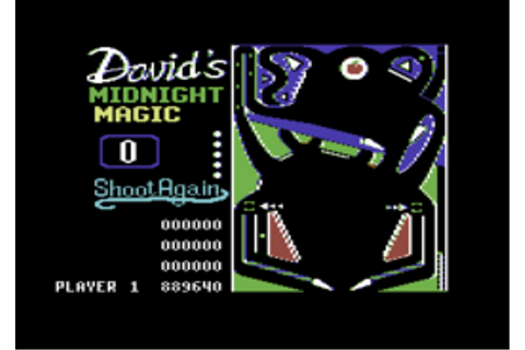 David's Midnight Magic - C64-Wiki