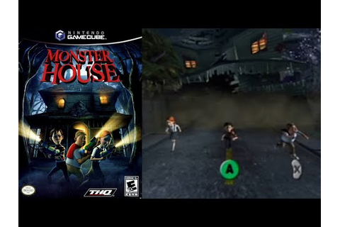 Monster House [34] GameCube Longplay - YouTube