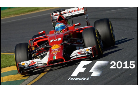 F1 2015 Game - What We Know So Far, Next Gen & Live ...
