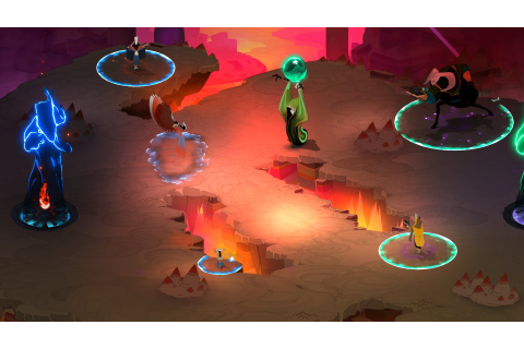 Review: Pyre