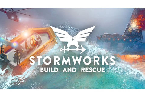 Stormworks: Build and Rescue Gets Huge Free Survival Update