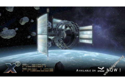 X3: Albion Prelude - Download Free Full Games | Arcade ...