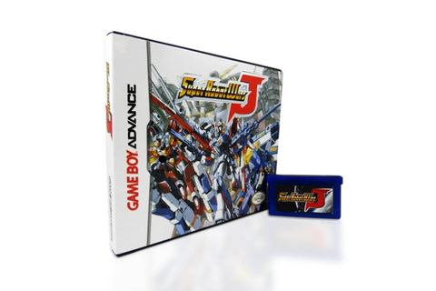 Super Robot Wars J for the Game Boy Advance by ...