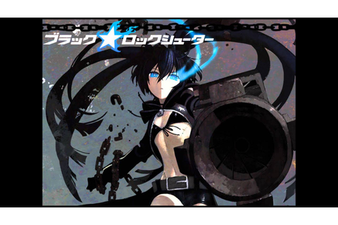 Black Rock Shooter Game Opening Song Full - YouTube