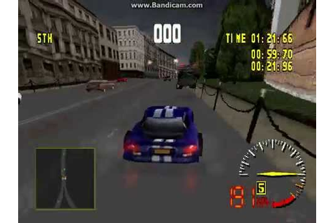 Test Drive 5 AI 1998 Dodge Viper 1st Game in a Year - YouTube