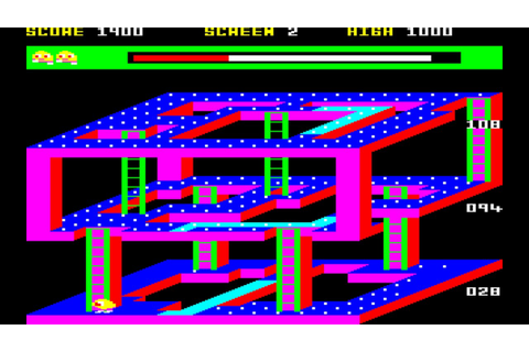 3D Dotty for the BBC Micro - YouTube
