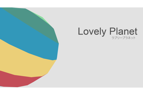 Games: Lovely Planet | MegaGames