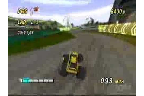 Monster 4X4 World Circuit (Wii) - YouTube