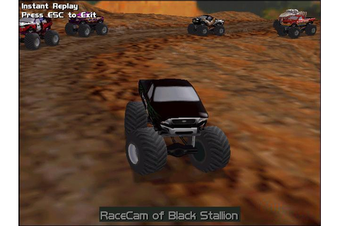 Monster Truck Madness 2 Download (1998 Simulation Game)