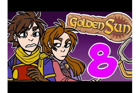 Golden Sun Part 8: I'M SORRY!!! - Catcoon Games - YouTube
