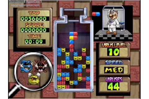 Dr Mario 64: Game Over - YouTube