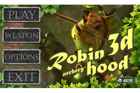 Bow shooting Robin Hood - Android Apps on Google Play