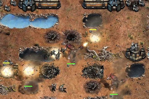 EA launching Command & Conquer Play4Free browser game ...