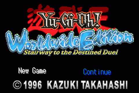 Play Yu-Gi-Oh! - Worldwide Edition - Stairway to the ...