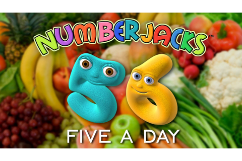 NUMBERJACKS | Five A Day | Audio Story - YouTube