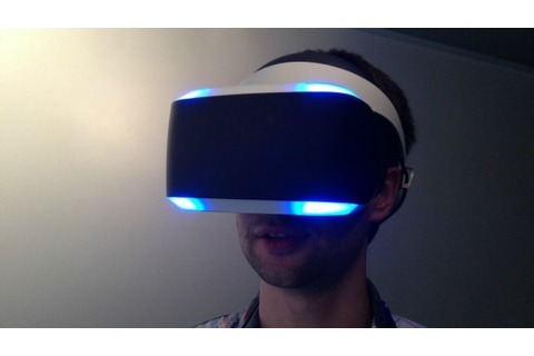 Three Demos, One VR Defining Moment With Project Morpheus ...