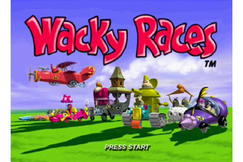 Wacky Races Game Pictures to Pin on Pinterest - PinsDaddy