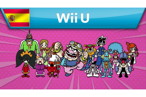 Game & Wario - Trailer (Wii U) - YouTube